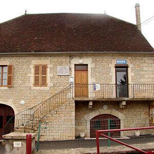 Mairie de courlans